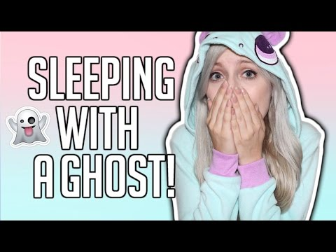 SLEEPING WITH A GHOST | PARANORMAL STORYTIME