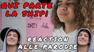 Download QUI PARTE LA SHIP! [REACTION ALLE PARODIE] | SIVI SHOW 3Gp Mp4