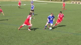 Montgomery Soccer U18 Spring 2017 - 4/9/2017 - 1st Half - Part 2 of 2