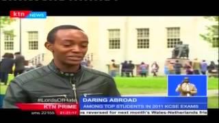 Daring Abroad: Village boy from Nyeri at prestigious Harvard University