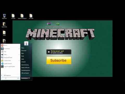 Minecraft Texturepack Faithful 32x32 Pack 1.3.2 Tutorial DEUTSCH GERMAN HD