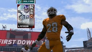 Madden 17 Ultimate Team -  Points in 18 Seconds!