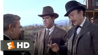 The Magnificent Seven (1/12) Movie CLIP - I Want Him Buried (1960) HD