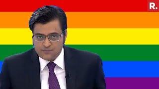 #StrikeDown377 - Decriminalize Homosexuality | The Debate With Arnab Goswami