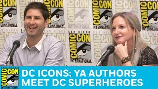 DC Icons: YA Authors Meet DC Superheroes Panel | San Diego Comic-Con 2017