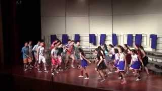 ICS Show Choir High School Musical Medley 2015