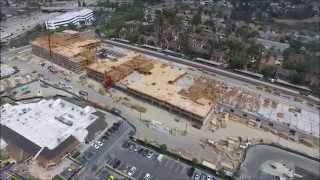 W.E. O Neil construction Site Laguna Hills
