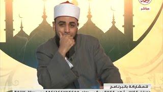 بكاء الشيخ الشعراوي هدية لإسلام البحيري   الداعية فرج العادلي