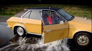 WET & WILD! British Leyland Challenge Highlights - Top Gear - Series 10 - BBC