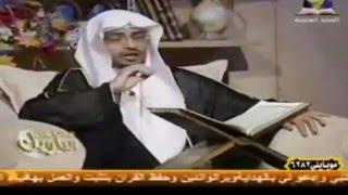 """تفسير سورة الأنعام من برنامج """"محاسن التأويل"""" - الحلقة (1) - الشيخ صالح المغامسي"""
