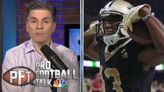 NFC Championship Game: Rams v. Saints key matchups | Pro Football Talk | NBC Sports