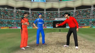 12th April Sunrisers Hyderabad vs Mumbai Indians : World Cricket Championship 2 2017 Gameplay