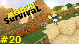 Minecraft Game Of Mods - Müthiş Bölüm - Bölüm 20