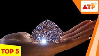5 Loại đá quý hiếm nhất thế giới - trị giá 60 tỷ VNĐ