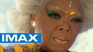 A Wrinkle In Time IMAX® TV Spot