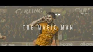"Ruben Neves ""THE MAGIC MAN"" Best Skills, Goals & Assists l WOLVES FC 2017/18 HD"