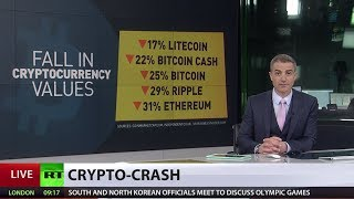 Crypto-bloodbath: Major digital currencies suffer huge losses within hours