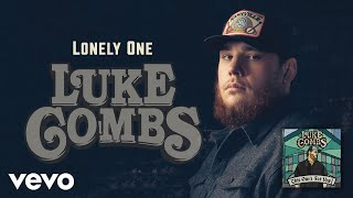 Luke Combs - Lonely One (Audio)