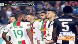 اهداف مباراة ( وفاق رياضي سطيف 2-1 نادي مولودية الجزائر ) الرابطة المحترفة الجزائرية الأولى موبيليس