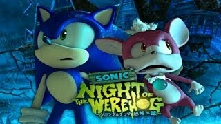Sonic Unleashed - Night of the Werehog - Full Movie - (HD)