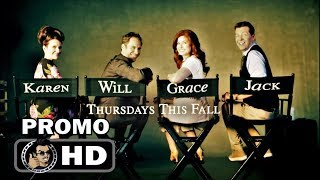 WILL & GRACE Official Promo (HD) NBC Comedy Series