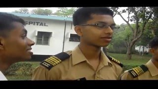 Gillette Guard advertise by Cadets of 30th intake of Comilla Cadet College