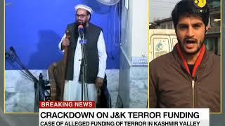 Breaking News: Crackdown on J&K terror funding
