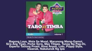 Tabo at Timba - Part 3 (The Pinoy Jokebox Audio Series Tabo At Timba Volume 1)