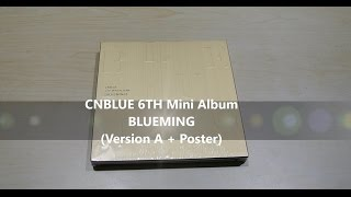 [VERSION A] 씨엔블루 - CNBLUE BLUEMING UNBOXING!
