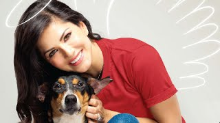 Sunny Leone Bats For Shelters, Street Dogs In PETA Campaign