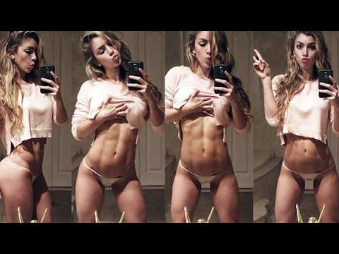 Anllela Sagra Model Fitness Colombia