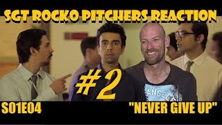 TVF PITCHERS Season 1 Episode 4 part 2 | Reaction with Sgt Rocko