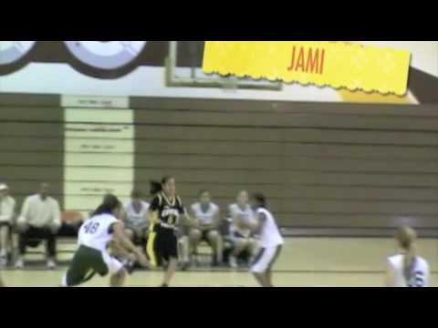 Jami's Basketball Highlights 2010