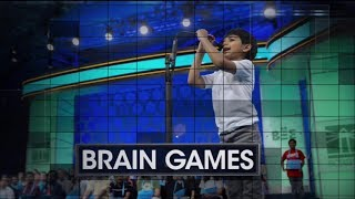 HBO TV Documentary Show |  Real Sports With Bryant Gumbel | Brain Games & Mental Athletes | 2016