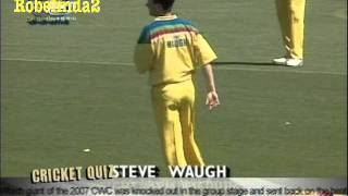 *RARE* Australia vs Sri Lanka 1992 WORLD CUP - MATCH HIGHLIGHTS