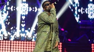 Sarkodie - Performance @ 2016 Vodafone Ghana Music Awards | GhanaMusic.com Video