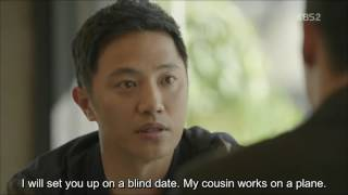 Descendants of the Sun- Episode 1 Bromance