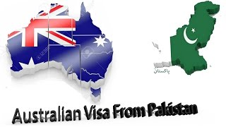 How to Get Australia Student Visa from Pakistan