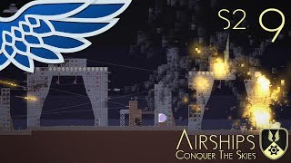 AIRSHIPS | Imperial Assault Part 9 - Airships Conquer The Skies S2 Let