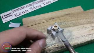 How to make water pump