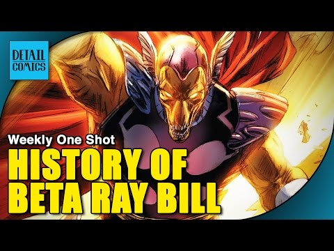 The Origin of Beta Ray Bill: Who He Is & How He Became Worthy || Weekly One Shot