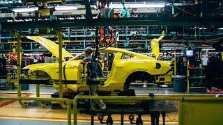 Mega-Fabriken: Mustang German | Tomte4Play