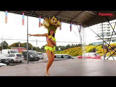 Taniec brzucha i samba brazylijska