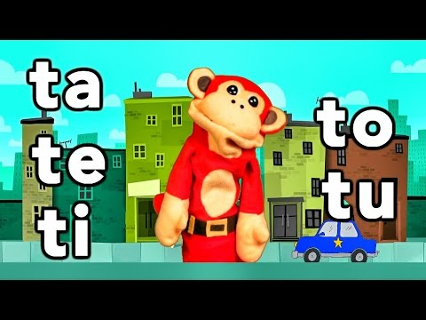 Xxx Mp4 Sílabas Ta Te Ti To Tu El Mono Sílabo Videos Infantiles Educación Para Niños 3gp Sex