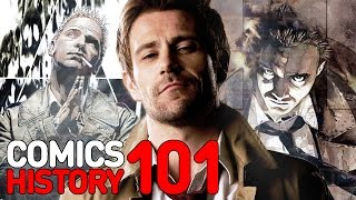 Constantine - Comics History 101