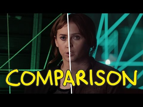 Xxx Mp4 Rogue One A Star Wars Story Trailer Homemade Side By Side Comparison 3gp Sex