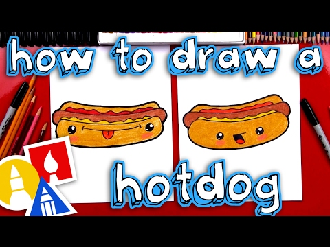 Xxx Mp4 How To Draw A Funny Hotdog 3gp Sex