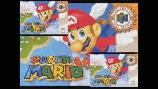 Super Mario 64 Sparta Remix