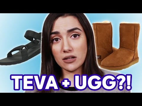 Wearing The Ugliest Shoes In The World For A Week