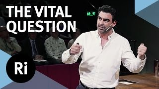 Why is Life the Way it Is? with Nick Lane